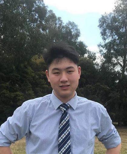 Richard Qian Private Tutor James Ruse