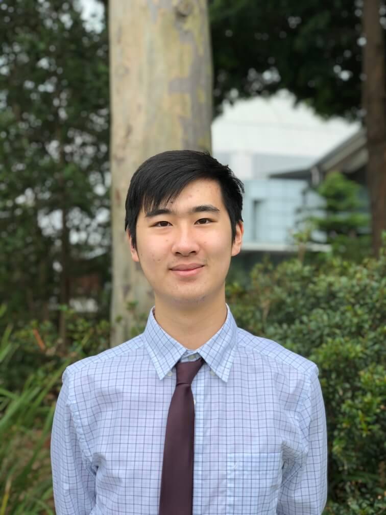 Eric Chen James Ruse Tutor