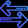 double arrow_colorued2